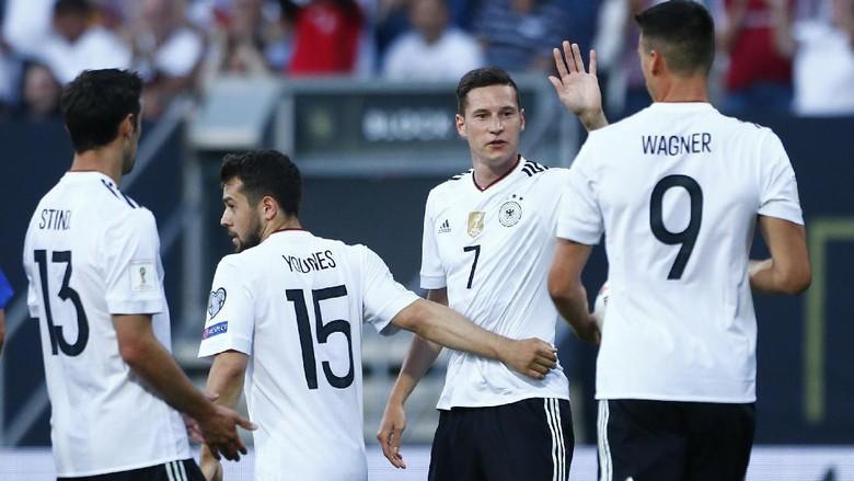 Mempertahankan Gelar Juara Piala Dunia Jadi Target Utama Jerman