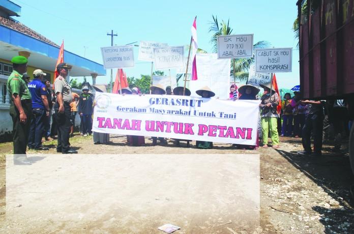 PTPN XI Minta Penyelesaian Sengketa Lahan Nogosari Lewat Jalur Hukum